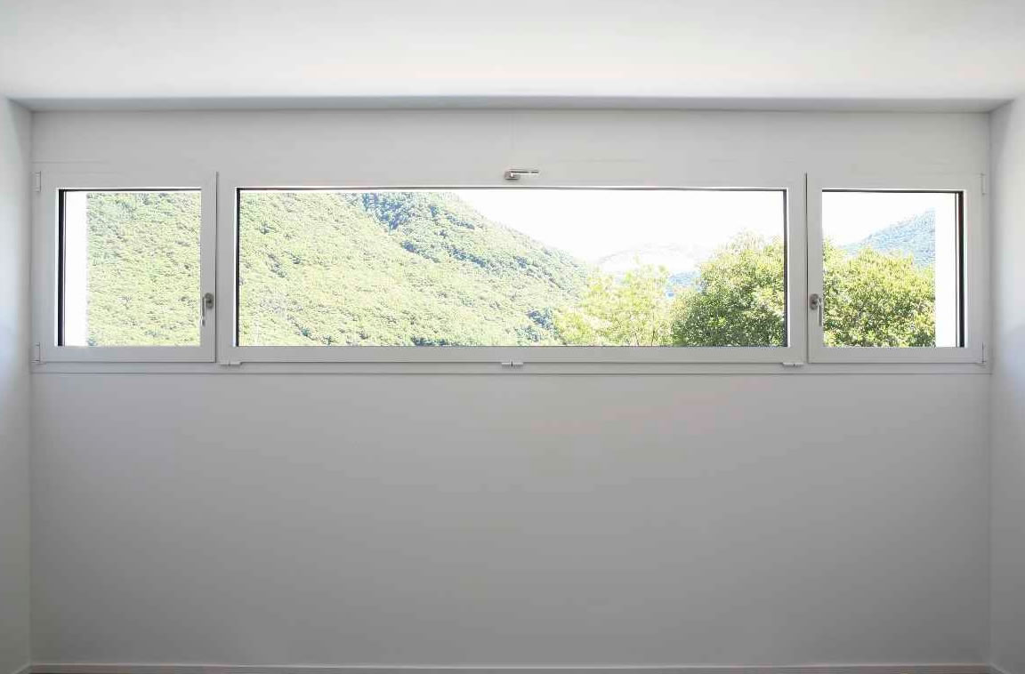 Aluminum windows practicable